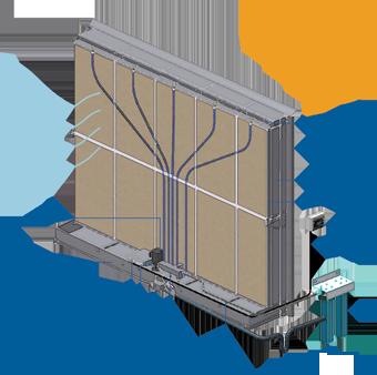 SKV van Aire Fresh Systems, heel geschikt voor toepassing in datacenters