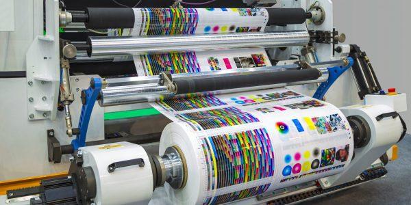 perfecte kleur bij drukwerk door toepassing luchtbevochtiging